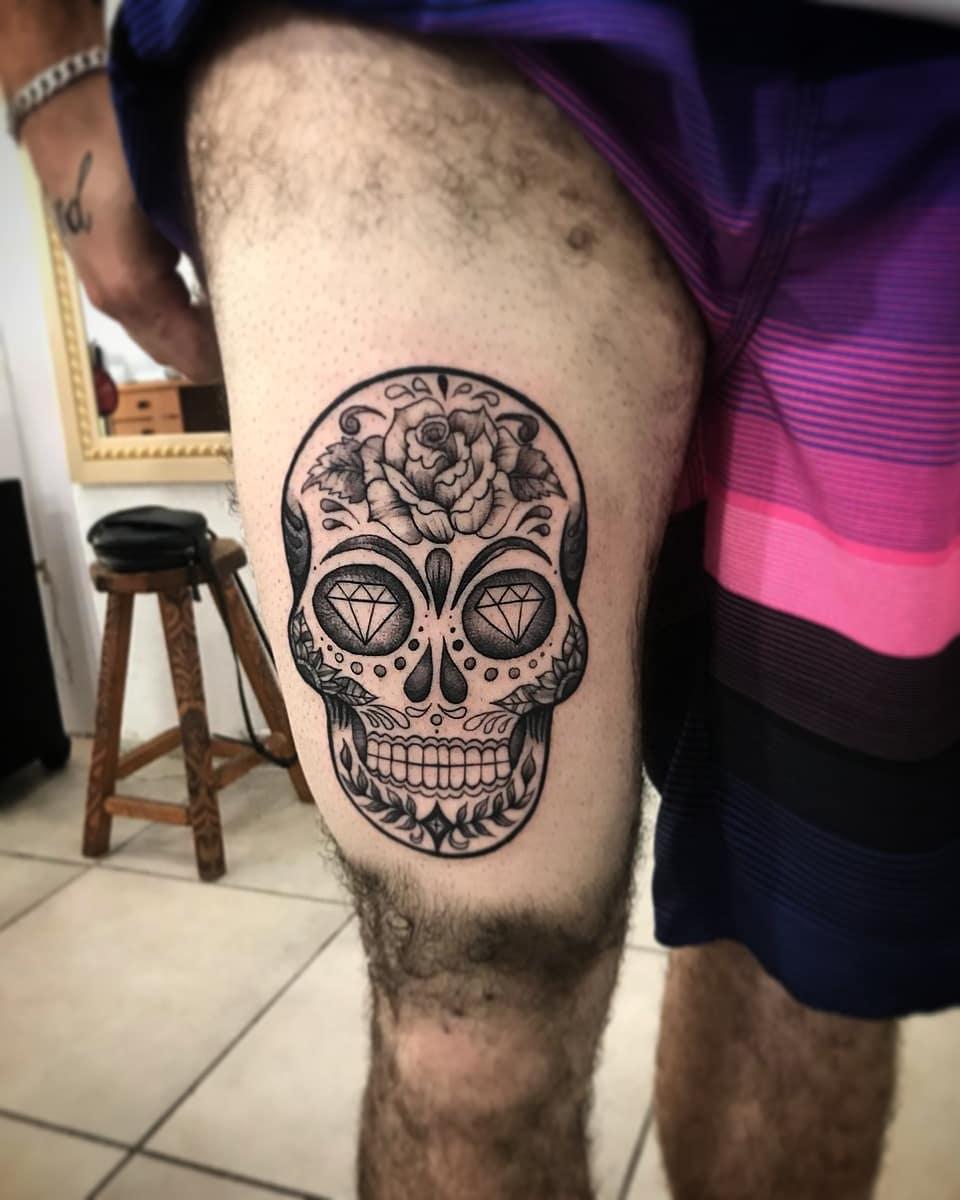 Small tattoos for men , determinetattoo .com